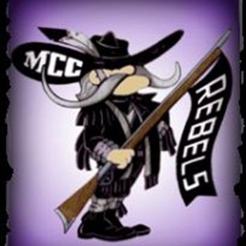 Murray County Central High School - MCC Rebels Girls' Varsity Basketball