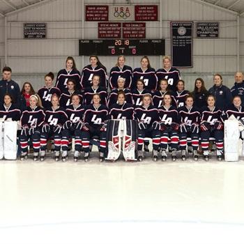 Lawrence Academy High School - LA Varsity girls ice hockey