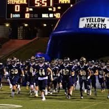 Stephenville High School - Boys Varsity Football