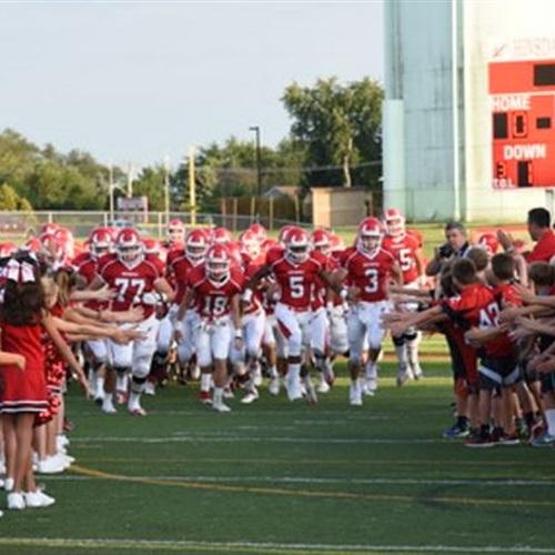 Boys Varsity Football Hinsdale Central High School Hinsdale
