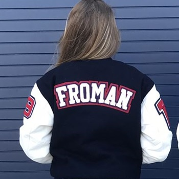 Riley Froman