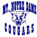 Mount Notre Dame High School - MND Varsity Volleyball
