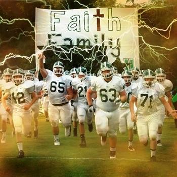Locust Fork High School - Varsity Football