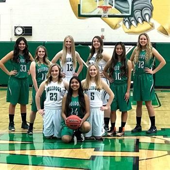 Virgin Valley High School - Girls' Varsity Basketball