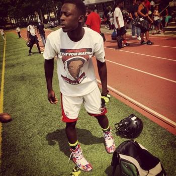 Trayvon Bradley