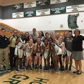 Plant High School - Girls Varsity Basketball
