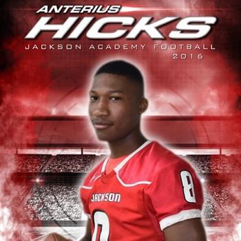 Anterius Hicks