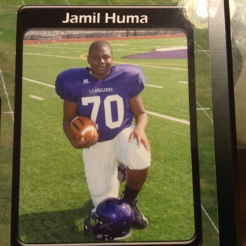 Jamil Huma