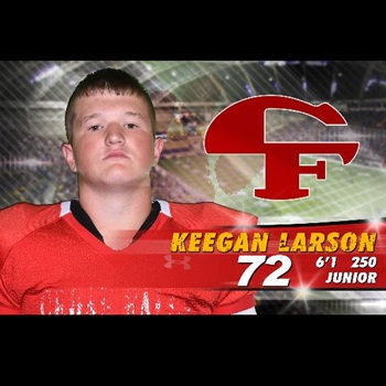 Keegan Larson