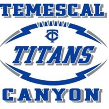 Temescal Canyon High School - Temescal Canyon JV