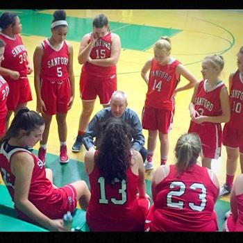 Sanford High School - Girls' JV Basketball