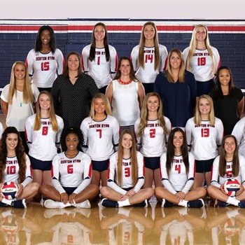Denton Ryan High School - Girls' Varsity Volleyball