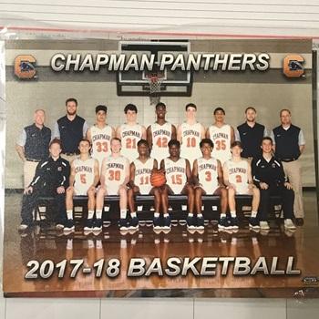 Chapman High School - Boys Varsity Basketball