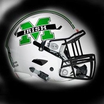 Bishop McGuinness High School - Fighting Irish Football