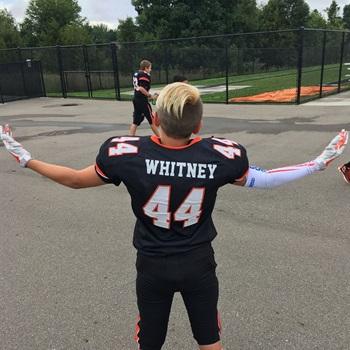 Luke Whitney