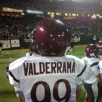 Matthew Valderrama