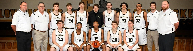 Cleburne Varsity Boys Basketball Cleburne High School
