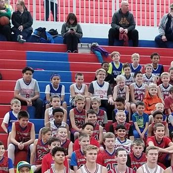Robbinsdale Armstrong High School - Boys Varsity Basketball
