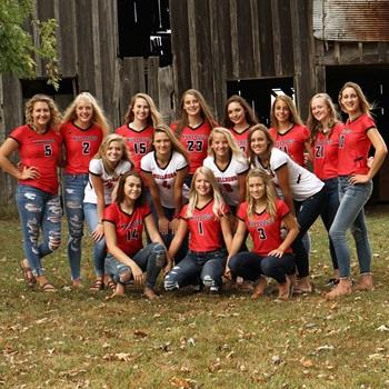 El Dorado Springs High School - Girls Varsity Volleyball