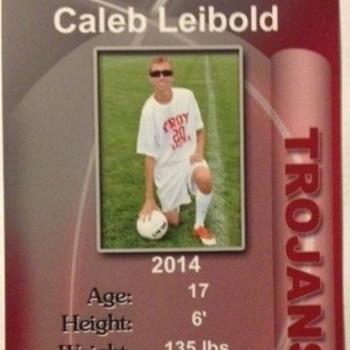 Caleb Leibold