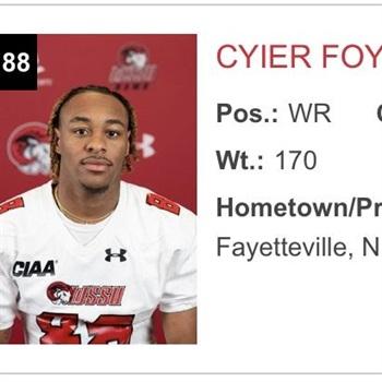 Cyier Foy