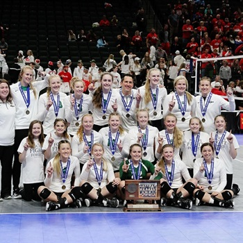 Maple Lake High School - Girls' Varsity Volleyball