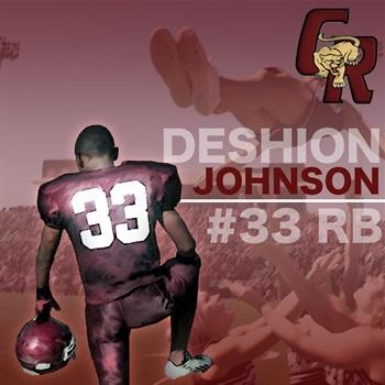 DeShion Johnson