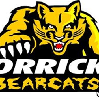 Orrick High School - Orrick Bearcats Volleyball