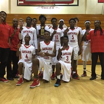 Santaluces High School - Boys Varsity Basketball