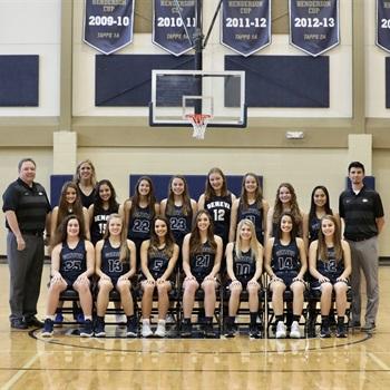 Geneva High School - Girls Varsity Basketball