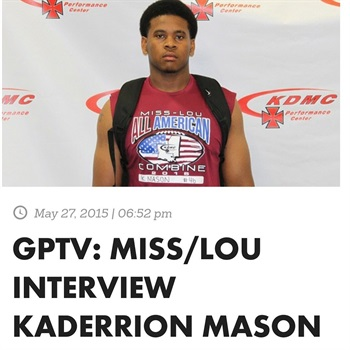 Kaderrion Mason