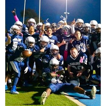 Sailor JV Football