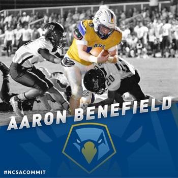 Aaron Benefield
