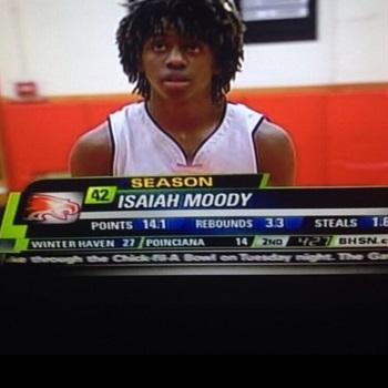 Isaiah Moody