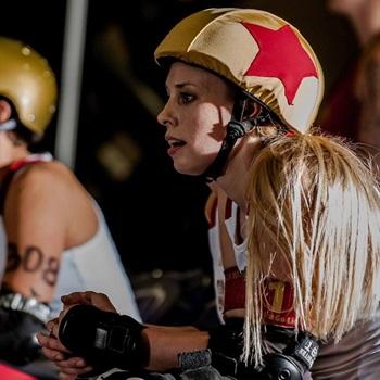 Chica Go Lightning (aka Sienna Gilliam)