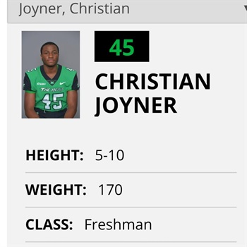 Christian Joyner