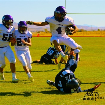 Yerington High School - Boys Varsity Football