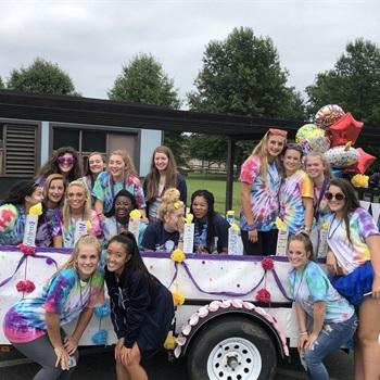 Kent Island High School - Girls Varsity Volleyball