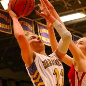 Scottsburg High School - Girls' Varsity Basketball