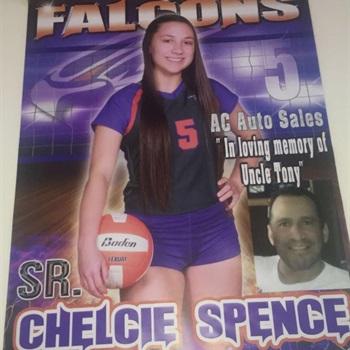 Chelcie Spence