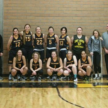 Lost River High School - Girls' Varsity Basketball