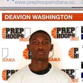 DeAvion Washington