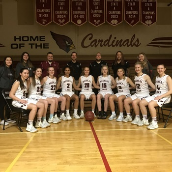 Medical Lake High School - Girls Varsity Basketball