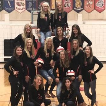 Southern High School - Girls Varsity Volleyball