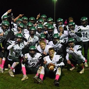 Wisconsin Heights High School - Boys Varsity Football