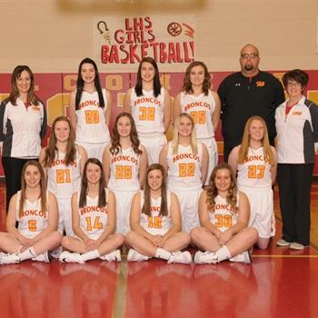 Lisbon High School - Lisbon Girls Varsity Basketball