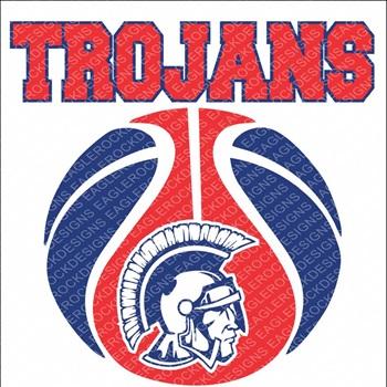 Lamar County High School - Trojans