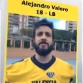 Alejandro Valero Martinez