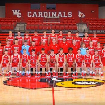 Webb City High School - Varsity Boys Basketball