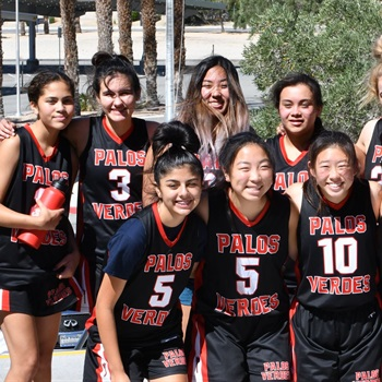 Palos Verdes High School - Girls' Varsity Basketball